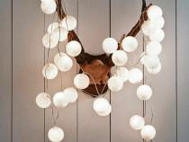 Ghirlandă de lumini decorative