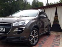 Peugeot 4008 sub 4x4