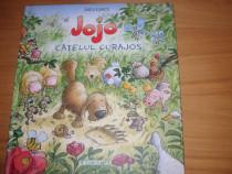 Jojo, catelul curajos ( cartonata, ilustrata color ) *