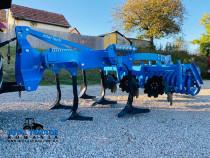 Gruber Intertech 2,1m, Cultivator greu cu protecție