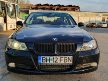 Bmw 318d sedan negru an 2006 stare perfecta