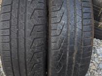 2 anvelope iarna 245/45/18 Pirelli 7 mm