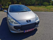 Peugeot 307 cc 2000hdi 136cp full options adus