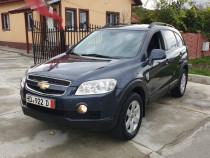Chevrolet captiva diesel 4×4 permanent euro 4 pe acte
