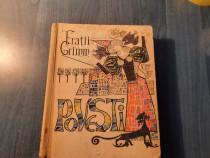 Povesti de Fratii Grimm ( carte pt. copii )