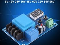 Modul controler regulator incarcare baterii acumulatori