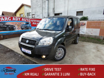 Fiat doblo / 1.4 benzina / garantie / rate fixe / buy back /