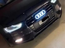 Emblema grila față dedicata Audi 27cmx9,5cm