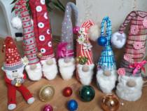 Gnome pitici decorativi Craciun