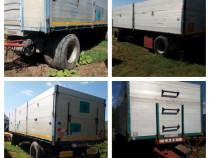 Remorci agricole pentru camion sau tractor 22-27tone
