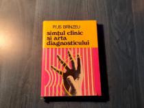 Simtul clinic si arta diagnosticului Pius Brinzeu