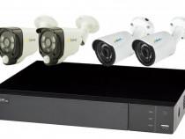 Sistem securitate/Camere video/Interfoane audio&video