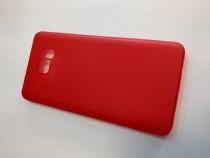 Carcasa protectie Samsung Galaxy Note 5, husa Bumper spate t