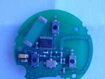 Telecomanda cip cheie Smart Fortwo 3 butoane