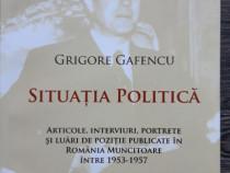 Grigore gafencu situatia politica