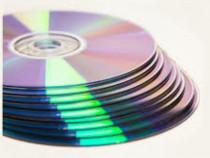 DVD-uri inscripționate cu muzica pt colectionari