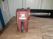 Multiplicator ventilator 2 viteze si ventilator centrifugal