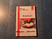 Gamiani noaptea placerilor de Alfred de Musset