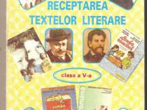 Indrumator pentru receptarea textelor literare