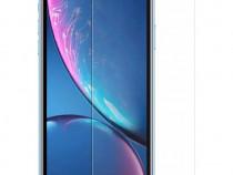 Folie sticla securizata tempered glass iPhone Xr transparent