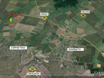 6 ha teren arabil Giarmata, Timis