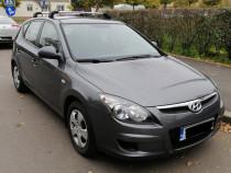Hyundai i30 1.4 benzina, 109 CP, 125000 km, 2009 Unic prop