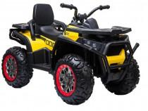 ATV electric pentru copii BJ607 12V 90W cu Scaun Tapitat
