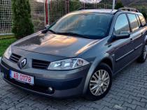 Renault Megane 2 \ 1.9 dci \ 131 cp \ 6 trepte \ IMPECABIL