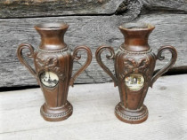 Vaze colectie patina bronz creație: JL Depose