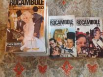 Romanul Rocambole 37 buc.