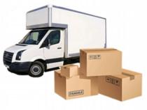 Servicii de Transport Marfa/Mobilier/Materiale/Etc.