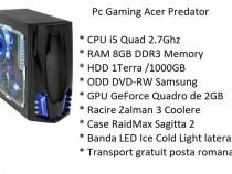 PC Gaming Acer Predator i5 cu 8GB DDR3 GeForce 2GB,Full LED