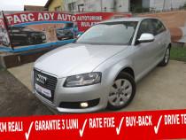 Audi a3=1,6 b = an 2009 = rate fixe = garantie=buy back