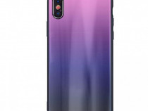 Husa telefon Plastic Samsung Galaxy A71 a715 Aurora Rose