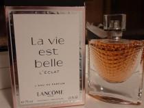 Lancome La Vie est belle , apa de parfum , nou 75 ml