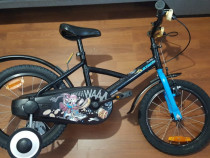 "Bicicleta btwin 16"""
