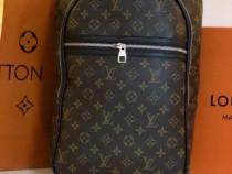 Rucsace unisex Louis Vuitton logo imprimat/Franta