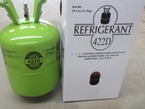 Refrigerant freon 134a 404a 410a 422d