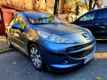 Peugeot 207 1.6 HDI 90 CP (fara filtru particule)