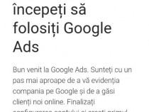 Cupon Google Adwords Reclame