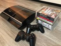 PlayStation 3 + jocuri