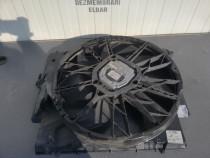 69437059-02 Electroventilator BMW E90 motor 2.0 D M47D20A