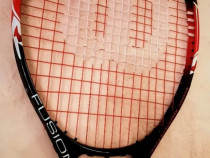 Racheta de tenis Wilson Fusion XL