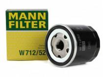 Filtru Ulei Mann Filter Audi A2 2000-2005 W712/52