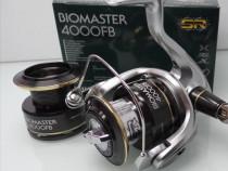 Mulineta pescuit Spinning/feeder Shimano Biomaster 4000FB