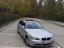 BMW 520 fab 09 2007 euro 4 motor 2L 163cp