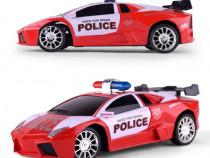 Noua Masina de Politie jucarii copii cu sunete lumini pe bat