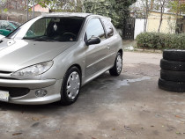 Peugeot 206 diesel clima 2004
