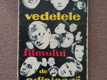 """""""Vedetele filmului de odinioară"""", de D.I. Suchianu"""