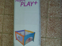 Ţarc de joacă Kojec Play+